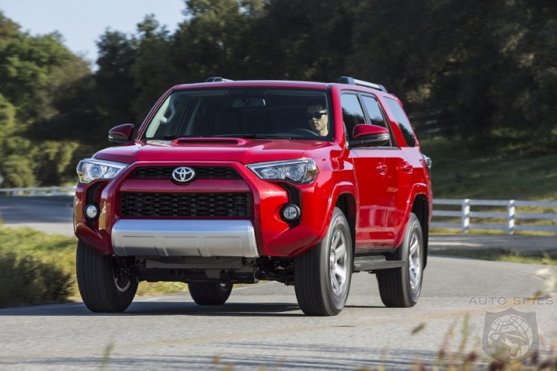 STUD or DUD: Is Toyota's NEW 4Runner Have ENOUGH Changes For 2014 To Make It A STRONG Competitor?